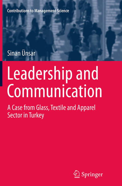 Leadership and Communication - Coverbild