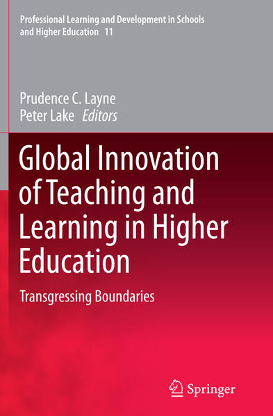 Global Innovation of Teaching and Learning in Higher Education - Coverbild