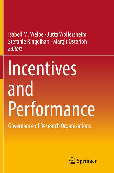 Incentives and Performance - Coverbild