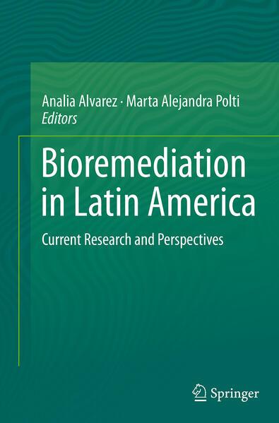 Bioremediation in Latin America - Coverbild