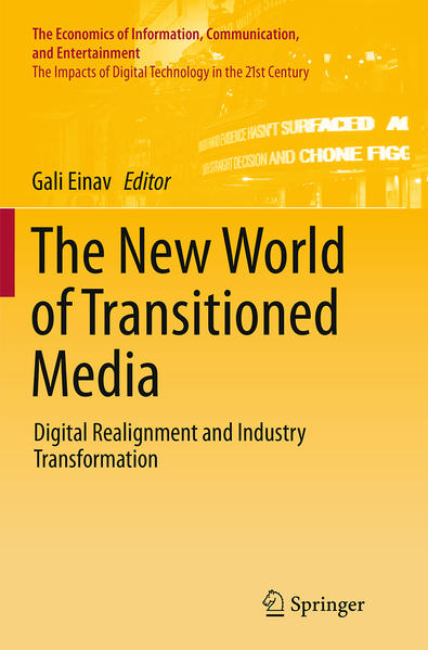 The New World of Transitioned Media - Coverbild