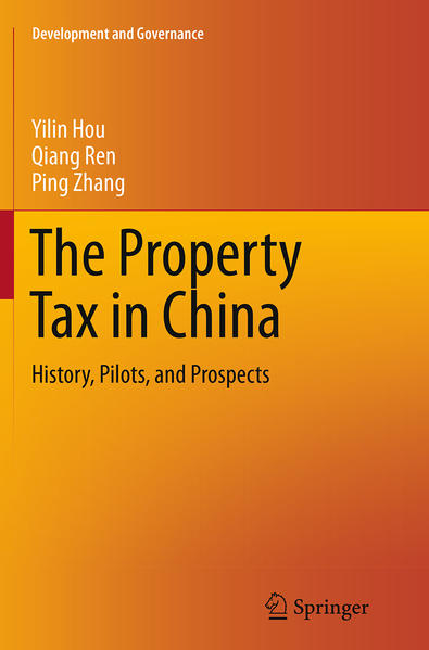 The Property Tax in China - Coverbild