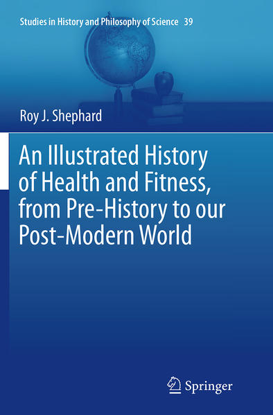 An Illustrated History of Health and Fitness, from Pre-History to our Post-Modern World - Coverbild