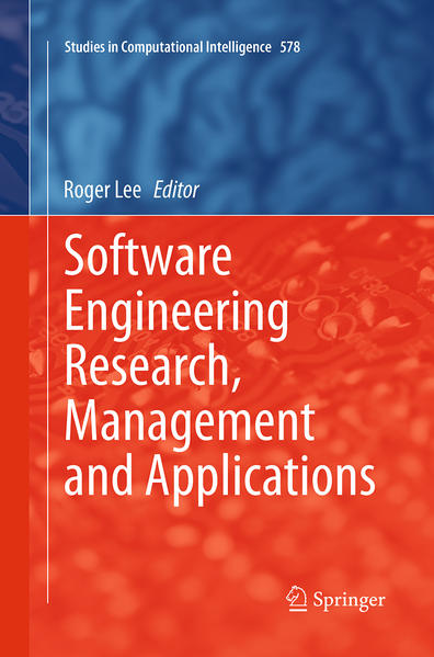 Software Engineering Research, Management and Applications - Coverbild