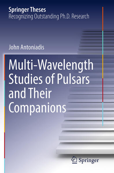 Multi-Wavelength Studies of Pulsars and Their Companions - Coverbild