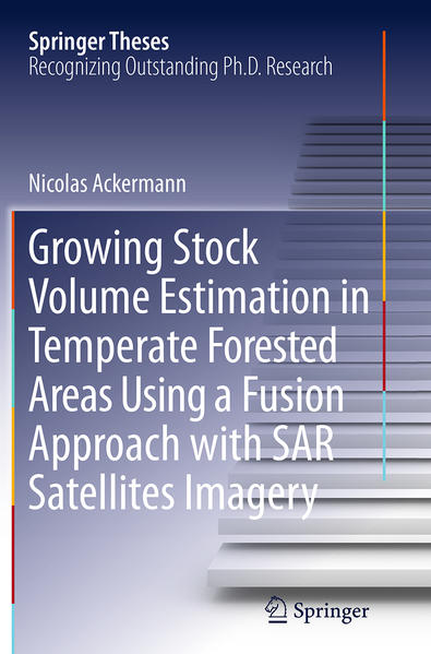 Growing Stock Volume Estimation in Temperate Forested Areas Using a Fusion Approach with SAR Satellites Imagery - Coverbild