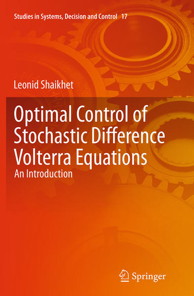 Optimal Control of Stochastic Difference Volterra Equations - Coverbild