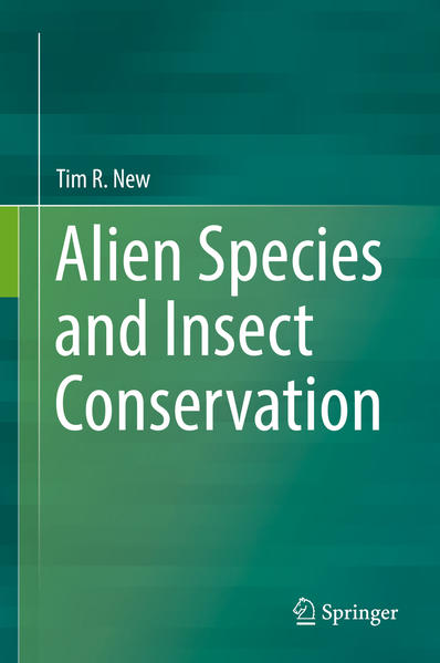 Alien Species and Insect Conservation - Coverbild
