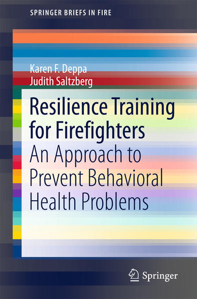 Resilience Training for Firefighters - Coverbild