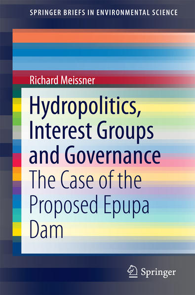 Hydropolitics, Interest Groups and Governance - Coverbild