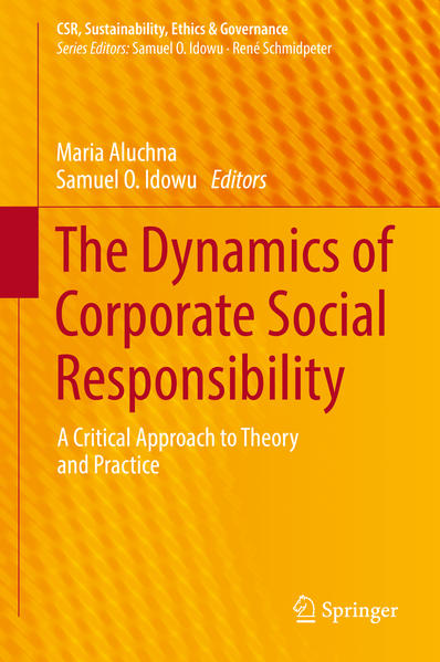 The Dynamics of Corporate Social Responsibility - Coverbild