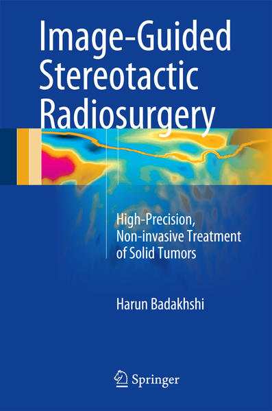 Image-Guided Stereotactic Radiosurgery - Coverbild