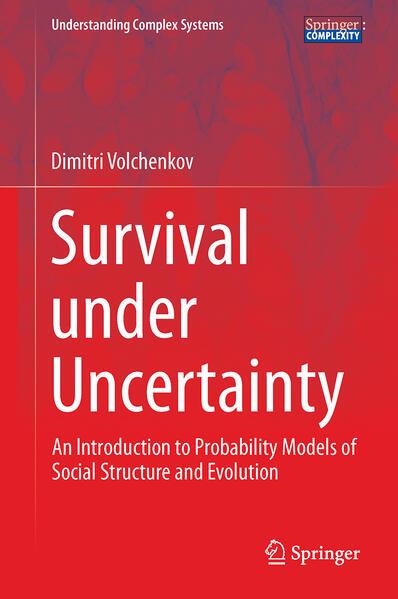Survival under Uncertainty - Coverbild