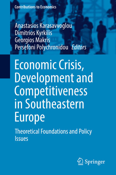 Economic Crisis, Development and Competitiveness in Southeastern Europe - Coverbild