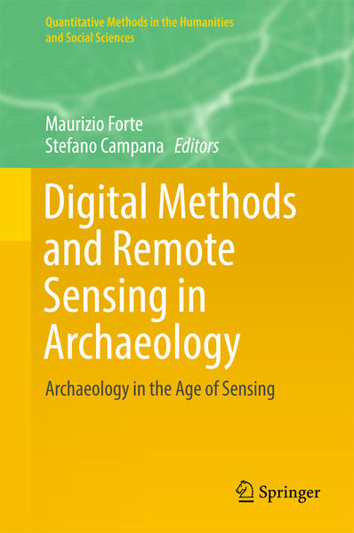 Digital Methods and Remote Sensing in Archaeology - Coverbild