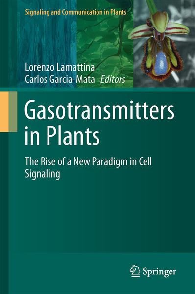 Gasotransmitters in Plants - Coverbild