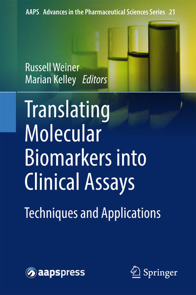 Translating Molecular Biomarkers into Clinical Assays  - Coverbild