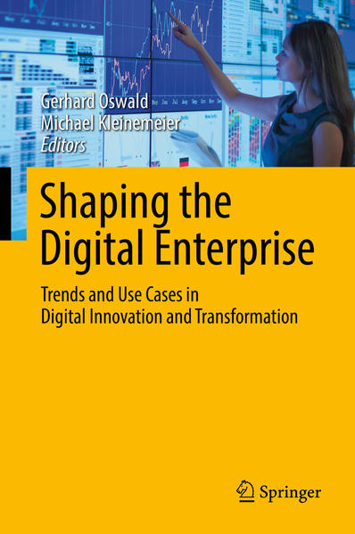 Shaping the Digital Enterprise - Coverbild