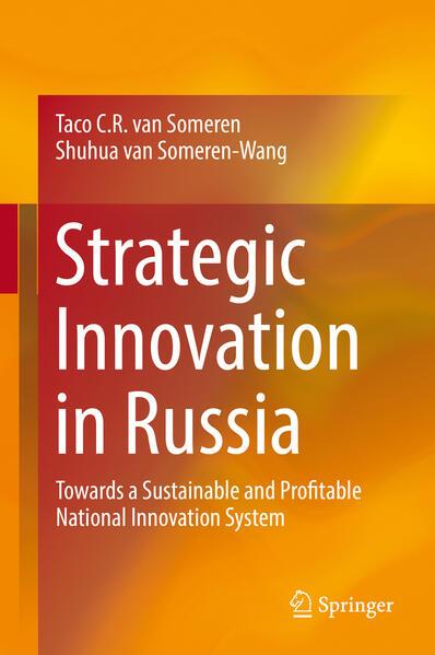 Strategic Innovation in Russia - Coverbild