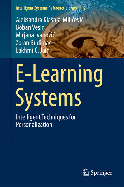 E-Learning Systems - Coverbild