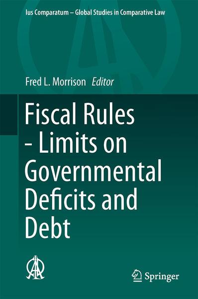 Fiscal Rules - Limits on Governmental Deficits and Debt - Coverbild