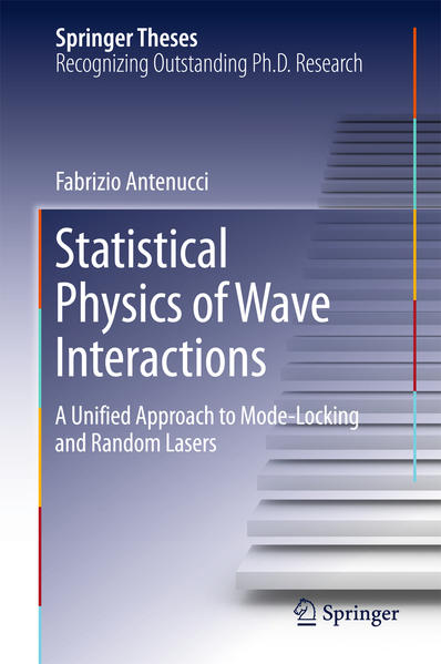 Statistical Physics of Wave Interactions - Coverbild