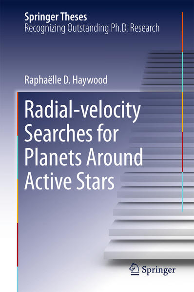 Radial-velocity Searches for Planets Around Active Stars - Coverbild
