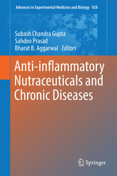 Anti-inflammatory Nutraceuticals and Chronic Diseases - Coverbild