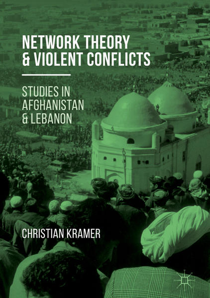 Network Theory and Violent Conflicts - Coverbild