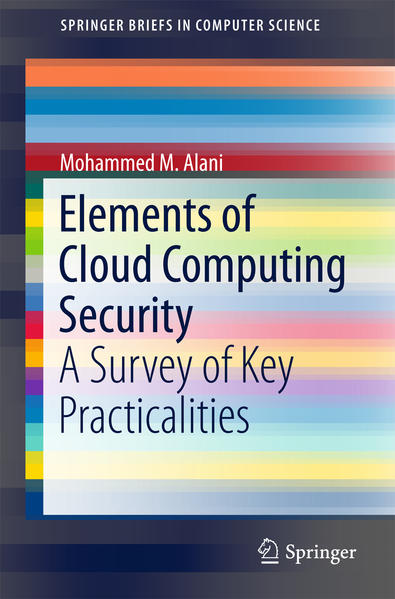 Elements of Cloud Computing Security - Coverbild