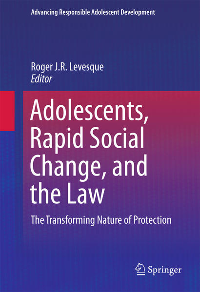 Kostenloser Download Adolescents, Rapid Social Change, and the Law Epub