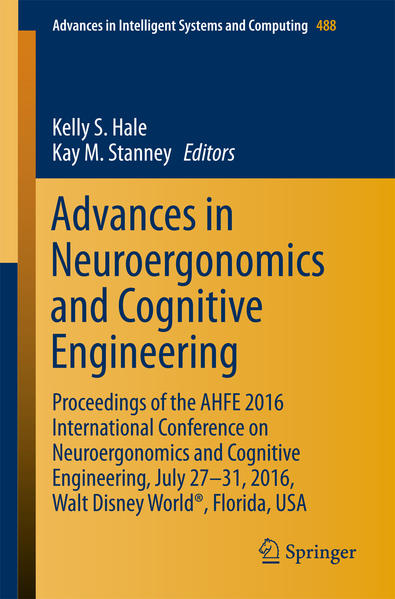 Advances in Neuroergonomics and Cognitive Engineering - Coverbild