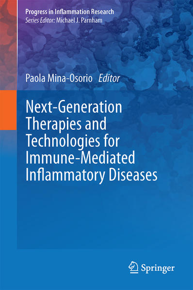 Next-Generation Therapies and Technologies for Immune-Mediated Inflammatory Diseases - Coverbild