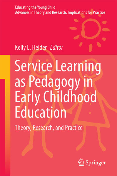 Service Learning as Pedagogy in Early Childhood Education - Coverbild