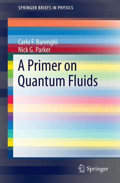 A Primer on Quantum Fluids - Coverbild