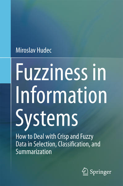 Fuzziness in Information Systems - Coverbild