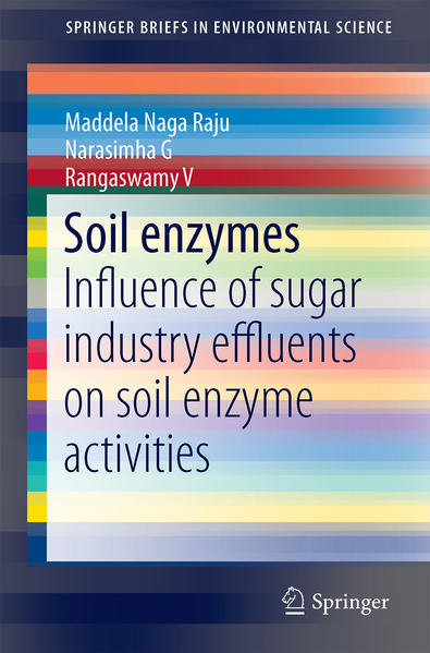 Soil Enzymes - Coverbild