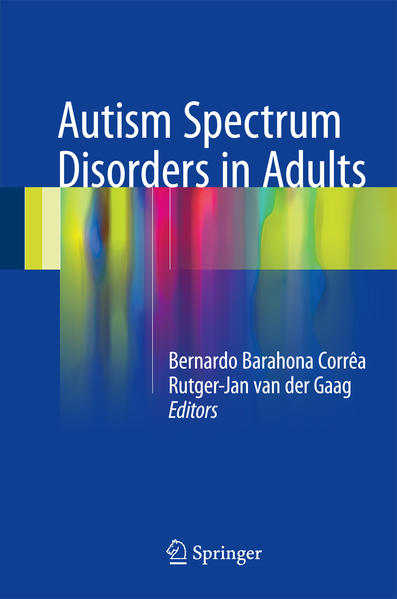 Autism Spectrum Disorders in Adults - Coverbild