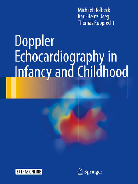 Doppler Echocardiography in Infancy and Childhood - Coverbild