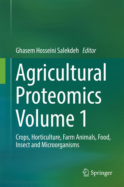Agricultural Proteomics Volume 1 - Coverbild