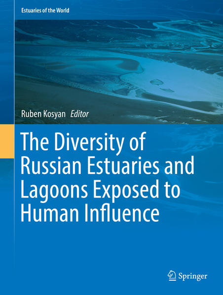 The Diversity of Russian Estuaries and Lagoons Exposed to Human Influence - Coverbild