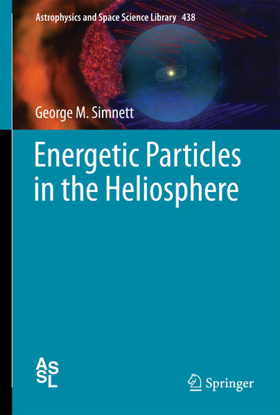 Energetic Particles in the Heliosphere - Coverbild