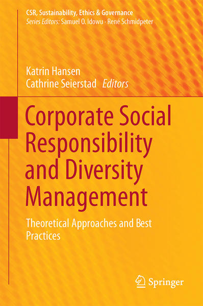 Corporate Social Responsibility and Diversity Management - Coverbild