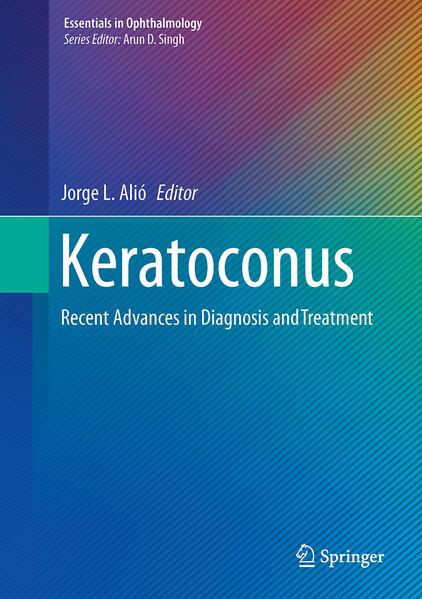 Keratoconus - Coverbild