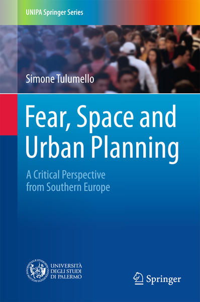 Fear, Space and Urban Planning - Coverbild
