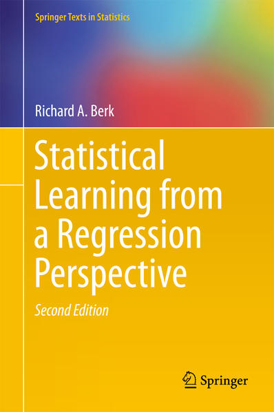 Statistical Learning from a Regression Perspective - Coverbild