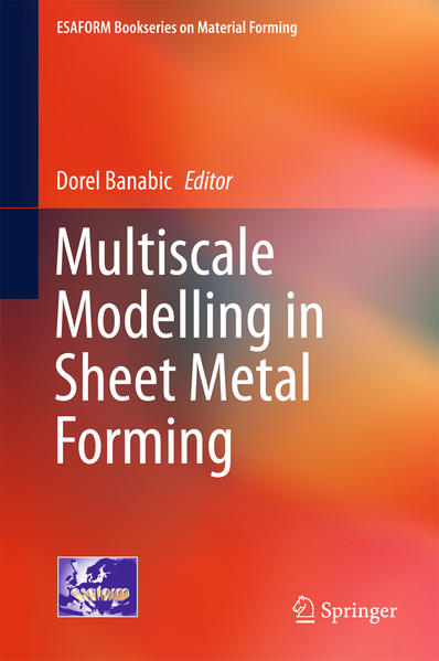 Multiscale Modelling in Sheet Metal Forming - Coverbild