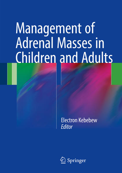 Management of Adrenal Masses in Children and Adults - Coverbild