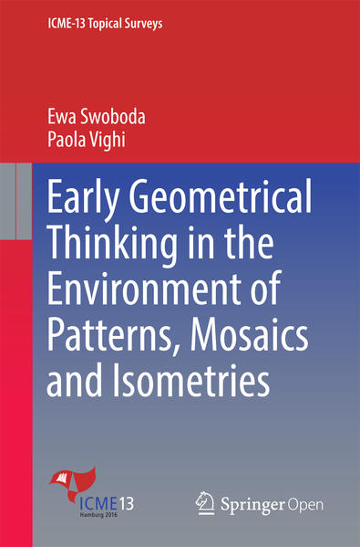 Early Geometrical Thinking in the Environment of Patterns, Mosaics and Isometries - Coverbild