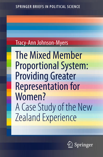 The Mixed Member Proportional System: Providing Greater Representation for Women? - Coverbild